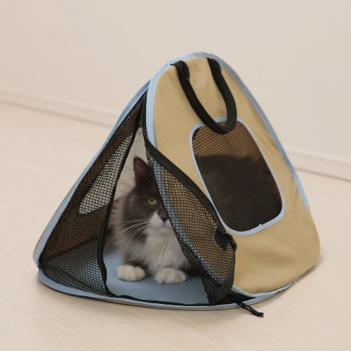 Portable Ultra Light and Sturdy Cat Carrier