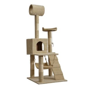 BestPet CT-9057 Cat Condo, 57-Inch