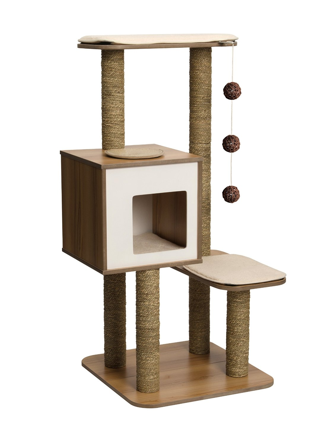 Vesper Natural Wood Cat Furniture