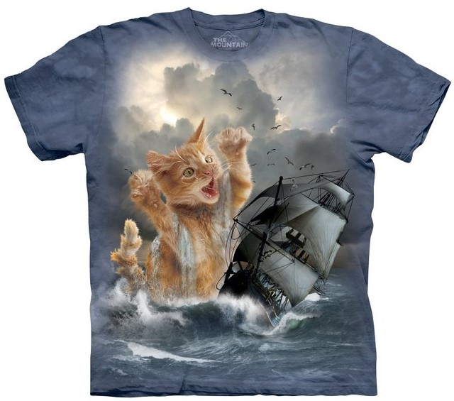 Mountain Krakitten Tee