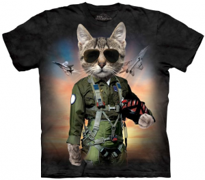 Top Tom Cat Tee