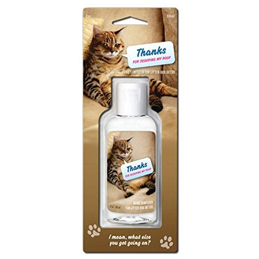 Cat Hand Sanitizer