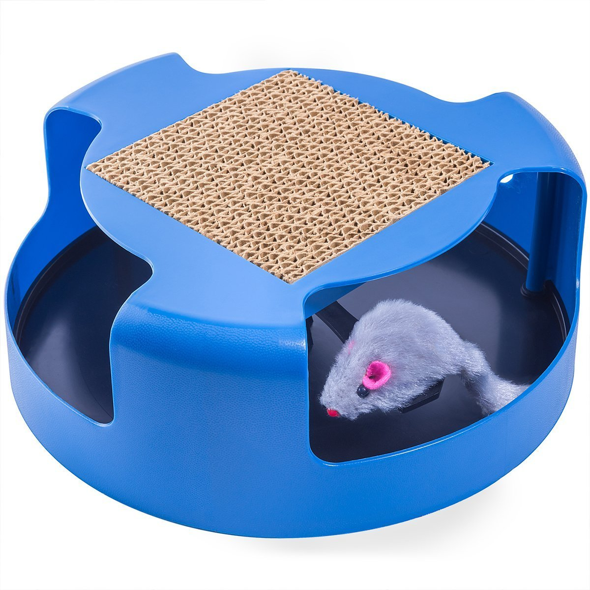 Smartcat Peek And Play Toy Box Crazy Cat Lady Supplies