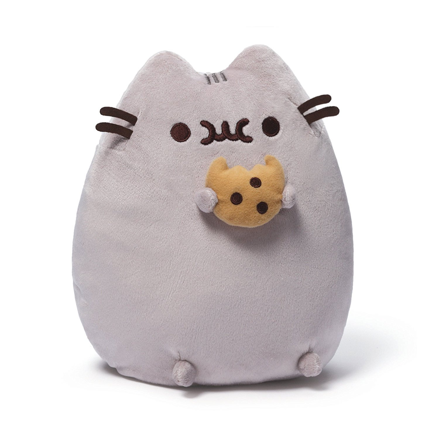 Cundeen Pusheen Plush with Cookie