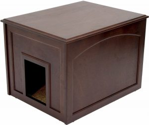 Cat Litter Box Cabinet