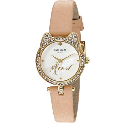 Kate Spade NY Cat Watch