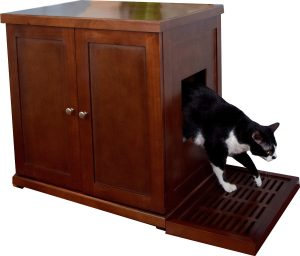 The Refined Feline Litter Box