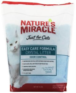 Nature S Miracle Crystal Litter