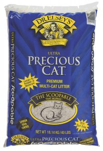 Precious Cat Ultra Premium Cat Litter