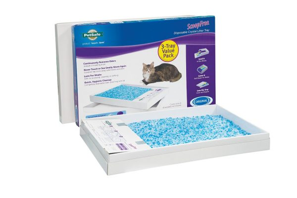 ScoopFree Litter Tray Refills - 3-Pack