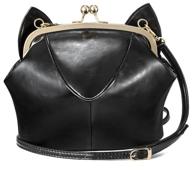 Cat Ear Women's Clutch Purse
