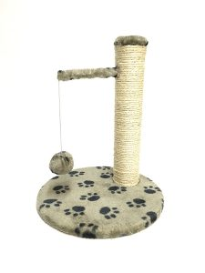 Twingo Cat Scratching Post, with Hanging Toy