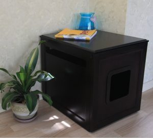 Petsfit Litter Box Enclosure Night Stand