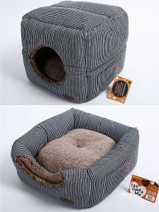 Self Warming Cat Bed and Cube