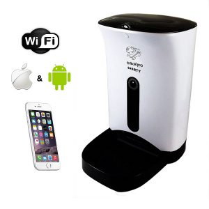 Automatic Feeder SMART White/Black